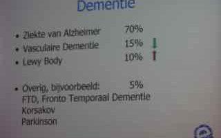 2834  dia dementiesoorten